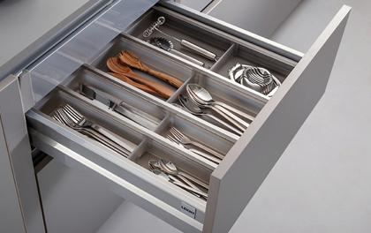 Kitchen accessories by Kube Kitchens UK